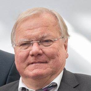 Albert Schenk, Chairman of the Executive Board of Germany's VDMA Elevators and Escalators association